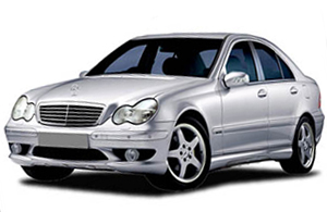 Mercedes classe c w203 kit ampoules a Led.psd