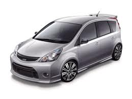 Nissan Note 1