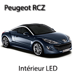 Peugeot RCZ Kit ampoules a Led P