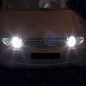 2 ampoules veilleuses  LED smd pour Volkswagen Polo  9N / 9N3