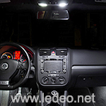 ampoule led smd eclairage xenon veilleuses plafonnier int rieur golf 6. Black Bedroom Furniture Sets. Home Design Ideas